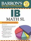 Barron s IB Math SL