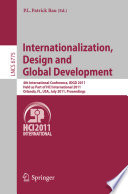 Internationalization  Design and Global Development