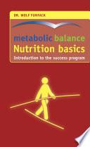 Metabolic Balance Nutrition Basics