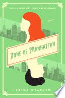 Anne of Manhattan Book PDF
