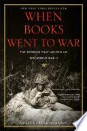 When Books Went To War Book PDF