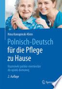 Polnisch Deutsch f  r die Pflege zu Hause