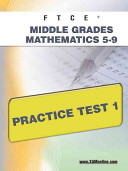 Ftce Middle Grades Math 5 9 Practice Test 1