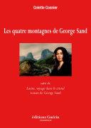 illustration Les Quatre montagnes de George Sand