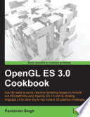 OpenGL ES 3 0 Cookbook
