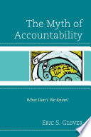 The Myth of Accountability