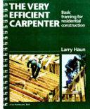 The Very Efficient Carpenter