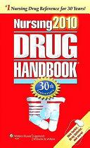 Nursing 2010 Drug Handbook