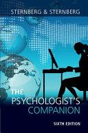 The Psychologist's Companion