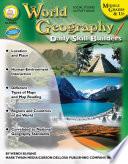 World Geography  Grades 6   12