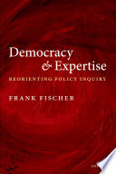 Democracy And Expertise