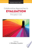 Collaborative Approaches To Evaluation