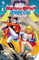 Harley Quinn And Power Girl 2015 1
