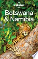 Lonely Planet Botswana   Namibia