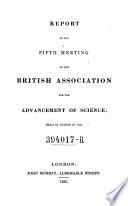 Fifth Meeting   Held At Dublin In 1835