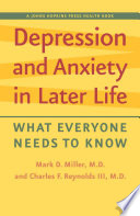 Depression And Anxiety In Later Life