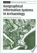 Geographical Information Systems In Archaeology book