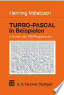 TURBO PASCAL in Beispielen