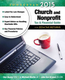Zondervan 2015 Church and Nonprofit Tax and Financial Guide