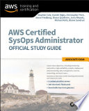 AWS Certified SysOps Administrator Official Study Guide
