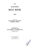 Wisconsin Blue Book  1962