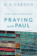 download ebook praying with paul pdf epub