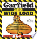 Garfield Caution  Wide Load