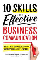 Book 10 Skills for Effective Business Communication