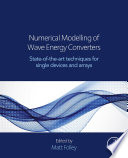 Numerical Modelling Of Wave Energy Converters