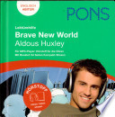 PONS Lekt  rehilfe Brave New World  Aldous Huxley