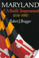 Maryland  A Middle Temperament