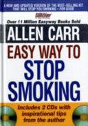 Book Allen Carr's Easy Way to Stop Smoking