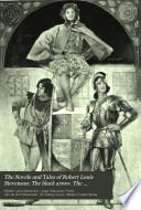 The Novels and Tales of Robert Louis Stevenson  The black arrow  The misadventures of John Nicholson  The body snatcher