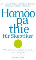 Homöopathie für Skeptiker
