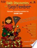 Daily Discoveries For September Enhanced Ebook