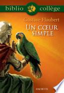 Bibliocoll Ge Un Coeur Simple Flaubert