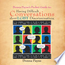 Donna Payne   s Pocket Guide to  Having Difficult Conversations about LGBT Discrimination