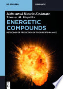 Energetic Compounds
