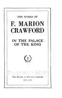 download ebook the works of f. marion crawford: children of the king pdf epub
