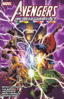 Avengers & The Infinity Gauntlet : control over the entire universe....