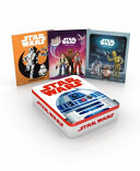 Star Wars Astro Tin : meet han solo, luke skywalker, and all the...
