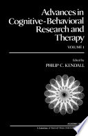 Advances in Cognitive   Behavioral Research and Therapy