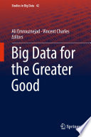 Big Data For The Greater Good