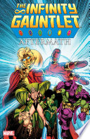 Infinity Gauntlet Aftermath : 36, warlock & the infinity watch 1-6, material...