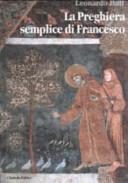 La preghiera semplice di Francesco