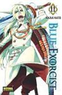 Blue exorcist 11