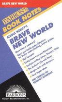 Aldous Huxley s Brave New World Book PDF