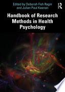 Handbook Of Research Methods In Health Psychology