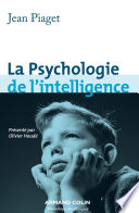 La Psychologie de l intelligence