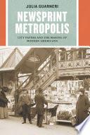 Newsprint Metropolis Book PDF